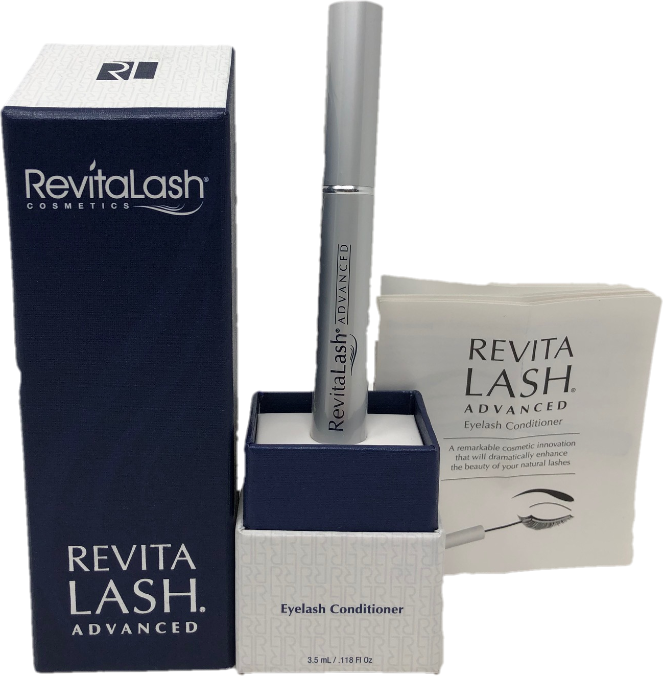 c2e2a9470cd RevitaLash Advanced Eyelash Conditioner 3.5 mL, New Formula, Sealed, FULL  Size. Item Image